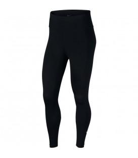 Comprar mallas para mujer Nike 7/8 All-In W de color negro de cintura alta al mejor precio en chemasport.es