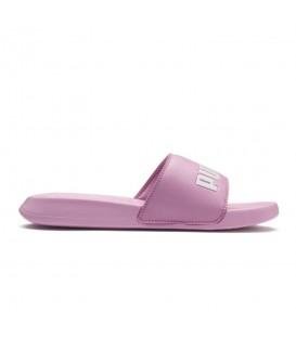 Chanclas para niños Puma Popcat J 365849-14 de color rosa al mejor precio en tu tienda de deportes online chemasport.es