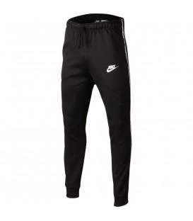 Pantalón para hombre Nike Sportswear Fleece AV8388-010 de color negro al mejor precio en chemasport.es