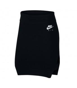 Falda para mujer Nike Air AR3664-010 de color negro al mejor precio en tu tienda de deportes online chemasport.es