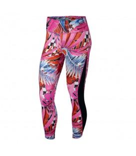 Comprar mallas para mujer Nike con estampado tropical 7/8 AQ5384-686 al mejor precio en tu tienda de deportes online chemasport.es