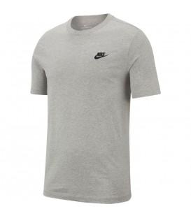 Comprar camiseta para hombre Nike Sportswear AR4997-064 de color gris al mejor precio en tu tienda de deportes online chemasport.es