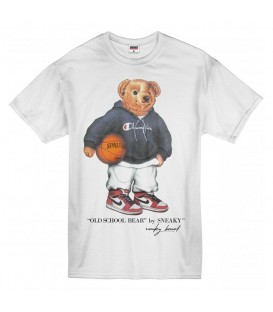 CAMISETA SNEAKY OLD SCHOOL BEAR