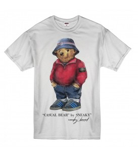 CAMISETA SNEAKY CASUAL BEAR