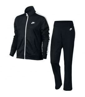 Comprar chándal de deporte para mujer Nike Sportswear Track Suit W 830345-010 de color negro al mejor precio en chemasport.es