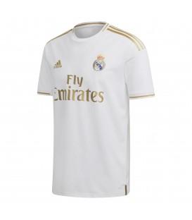 Comprar camiseta de fútbol oficial adidas Real Madrid primera equipación DW4433 al mejor precio en tu tienda de fútbol online chemasport.es