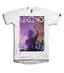 Comprar camiseta para hombre y mujer Leg3nd Avicii al mejor precio en tu tienda de deportes online chemasport.es