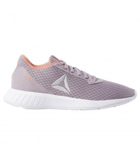 Comprar deportivas de running baratas para mujer Reebok Lite W DV4876 de color rosa al mejor precio en chemasport.es