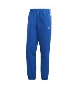 Pantalón de chándal para hombre adidas Balanta Trackpant ED7128 de color azul al mejor precio en chemasport.es