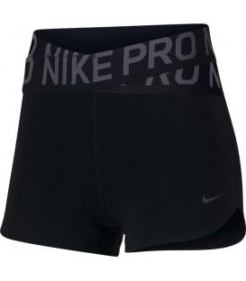Comprar mallas cortas para mujer Nike Pro Interwist BQ8320-010 de color negro al mejor precio en tu tienda de deportes online chemasport.es