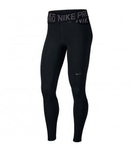 Mallas de entrenamiento para mujer Nike Pro Interwist BV6189-010 de color negro al mejor precio en chemasport.es