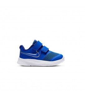 ZAPATILLAS NIKE STAR RUNNER TDV AT1803-400 AZUL