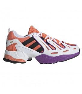 Zapatillas para hombre adidas EQT Gazelle EE7743 de color coral al mejor precio en tu tienda de sneakers en Pontevedra chemasport.es