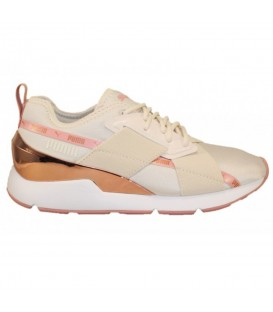 ZAPATILLAS PUMA MUSE X-2 METALLIC W