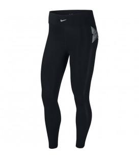 Comprar mallas de entrenamiento para mujer Nike Pro Aeroadapt BV3358-010 de color negro al mejor precio en chemasport.es