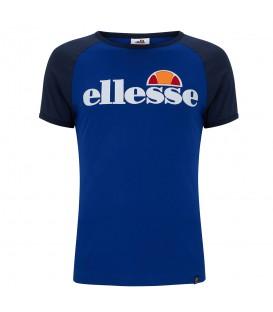 Comprar camiseta Ellese para hombre de color azul marino al mejor precio en tu tienda de moda online chemasport.es