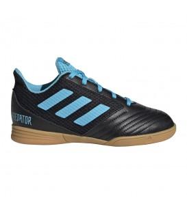 zapatillas de fútbol sala de adidas predator 19.4 para niño al mejor precio