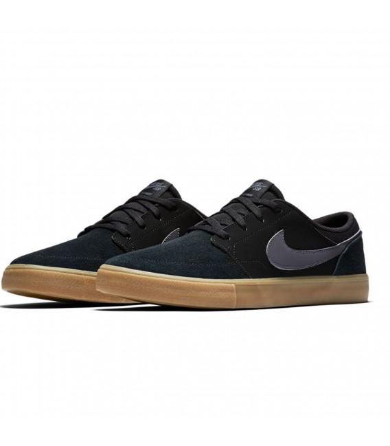 nike sb solarsoft portmore ii zapatillas de skateboard - hombre