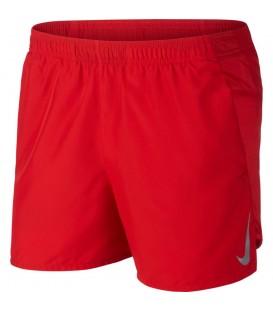 pantalón corto nike dry challenger de hombre en color rojo en tu tienda online chemasport.es