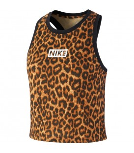 CAMISETA NIKE DRI-FIT LEOPARDO