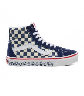 zapatillas Vans bmx sk8-hi reissue en azul marino para mujer en tu tienda online chemasport.es
