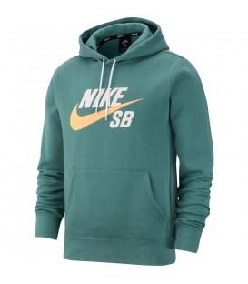 Sudadera nike sb icon para hombre en color verde en tu tienda online chemasport.es