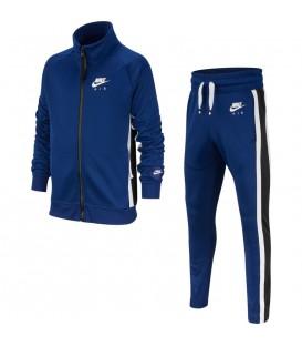 Comprar chandal para hombre Nike Air Tracksuit de color azul al mejor precio en tu tienda de deportes online chemasport.es