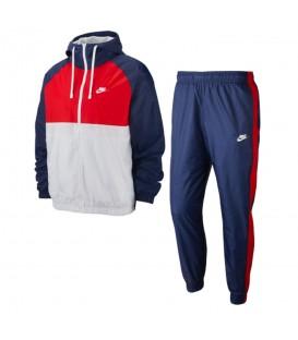 Chándal deportivo para hombre Nike Sporswear Tricolor al mejor precio en tu tienda de deportes online chemasport.es