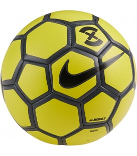 Balón nike menor x de futbol sala en color amarillo