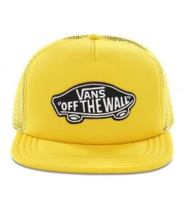 Gorra vans classic en color amarillo en tu tienda online