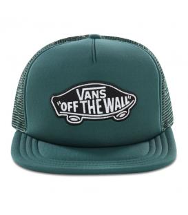 Gorra vans classic en color verde al mejor precio en tu tienda chema sport