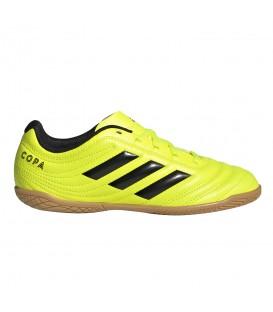 Zapatillas de fútbol sala adidas Copa 19.4 J para niños al mejor precio en tu tienda de deportes online chemasport.es
