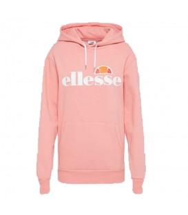 Sudadera para mujer Ellesse Torices de color rosa con capucha al mejor precio en tu tienda de deportes online chemasport.es