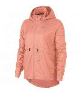 Chaqueta nike essential para mujer en color rosa en tu tienda online chemasport.es