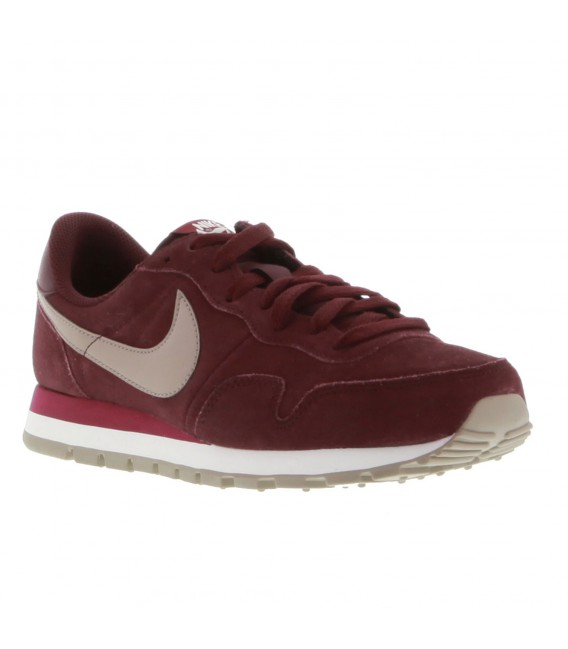 cheap for discount 544d7 bde2b ZAPATILLAS NIKE AIR PEGASUS 83 LTR COLOR GRANATE