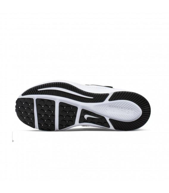 Zapatillas deportivas de niño Nike Star Runner 2 PSV de color rosa con cierre de cordones