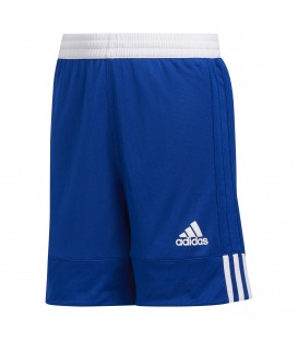 pantalón corto dy6625 para niño en color azul en tu tienda chemasport.es