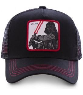 gorra capslab vad2 de star wars en color negro en tu tienda online chema sport.es