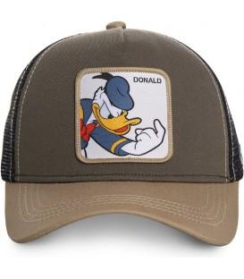 gorra capslab del pato donald en color gris en tu tienda online chemasport.es a un precio más barato