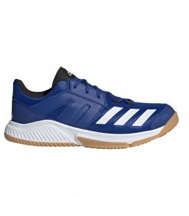Deportivas de balonmano para hombre adidas essence de color azul marino al mejor precio en tu tienda de deportes online chemasport.es