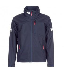 Cazadora para hombre Helly Hansen Crew Midlayer 30253-597 de color azul marino al mejor precio en tu tienda de deportes online chemasport.es