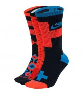 calcetines nike sb everyday en color rojo al mejor precio