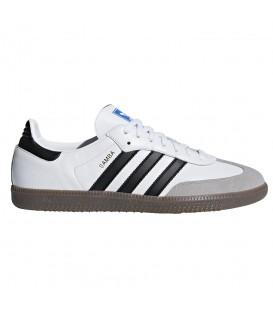 Zapatillas para hombre y mujer adidas Samba OG B75806 de color blanco al mejor precio en tu tienda de deportivas online chemasport.es