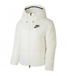 cazadora nike sportswear cj7578-133 para mujer en color blanco al mejor precio en tu tienda online chemasport.es