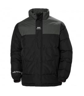 Cazadora acolchada para hombre Helly Hansen YU Midlayer de color negro al mejor precio en tu tienda de deportes online chemasport.es