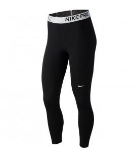 mallas nike pro para mujer en color negro disponible en tu tienda online chemasport.es