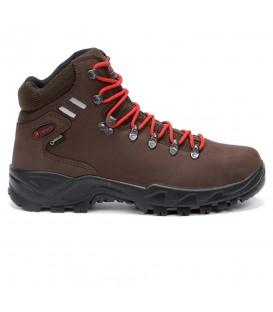 Botas de trekking para hombre con goretex Chiruca Somiedo de color marrón al mejor precio en tu tienda de trekking online chemasport.es