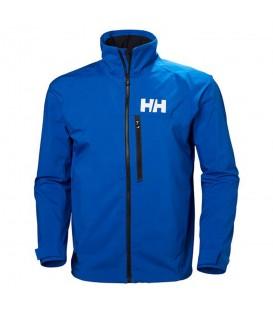 Cazadora impermeable para hombre Helly Hansen Racing de color azul al mejor precio en tu tienda de deportes online chemasport.es