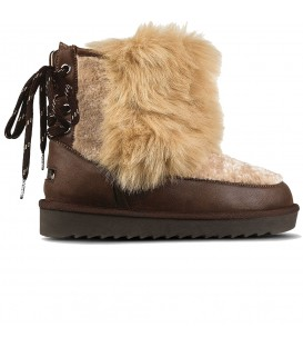 BOTAS D. FRANKLIN NORDIC BI-FUR BACK