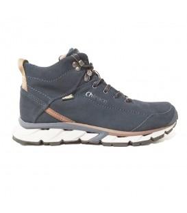 Botas de trekking para hombre Chiruca Aborigem GTX Surround de color azul marino al mejor precio en tu tienda de deportes online chemasport.es